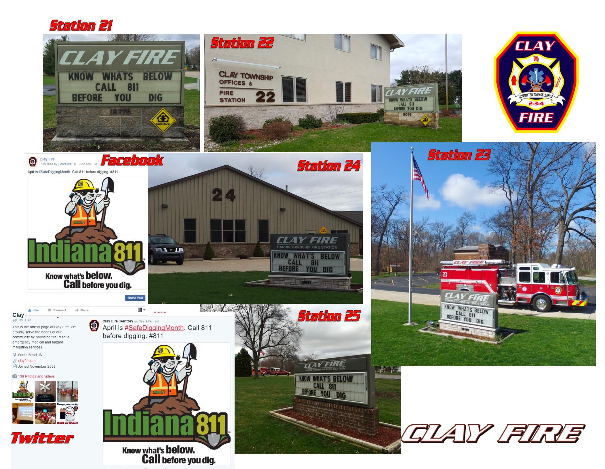 Clay Fire Territory