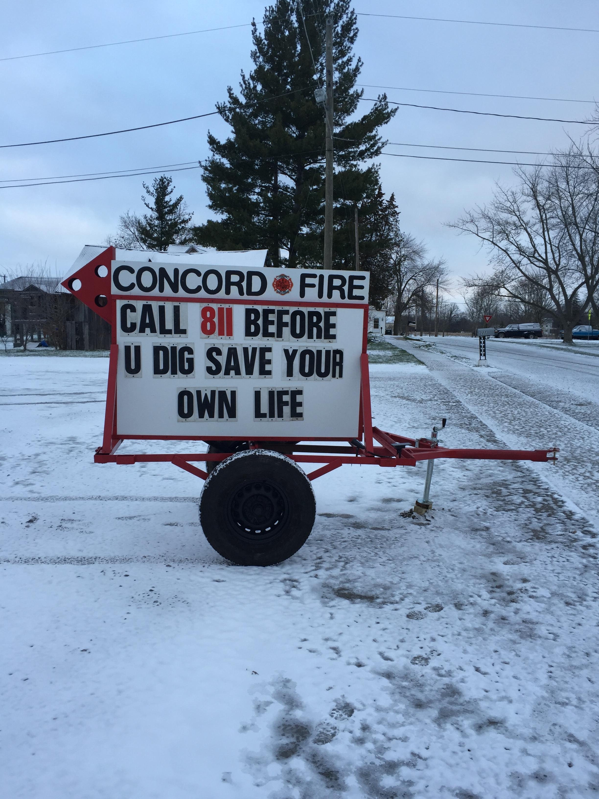 Concord Volunteer Fire Department