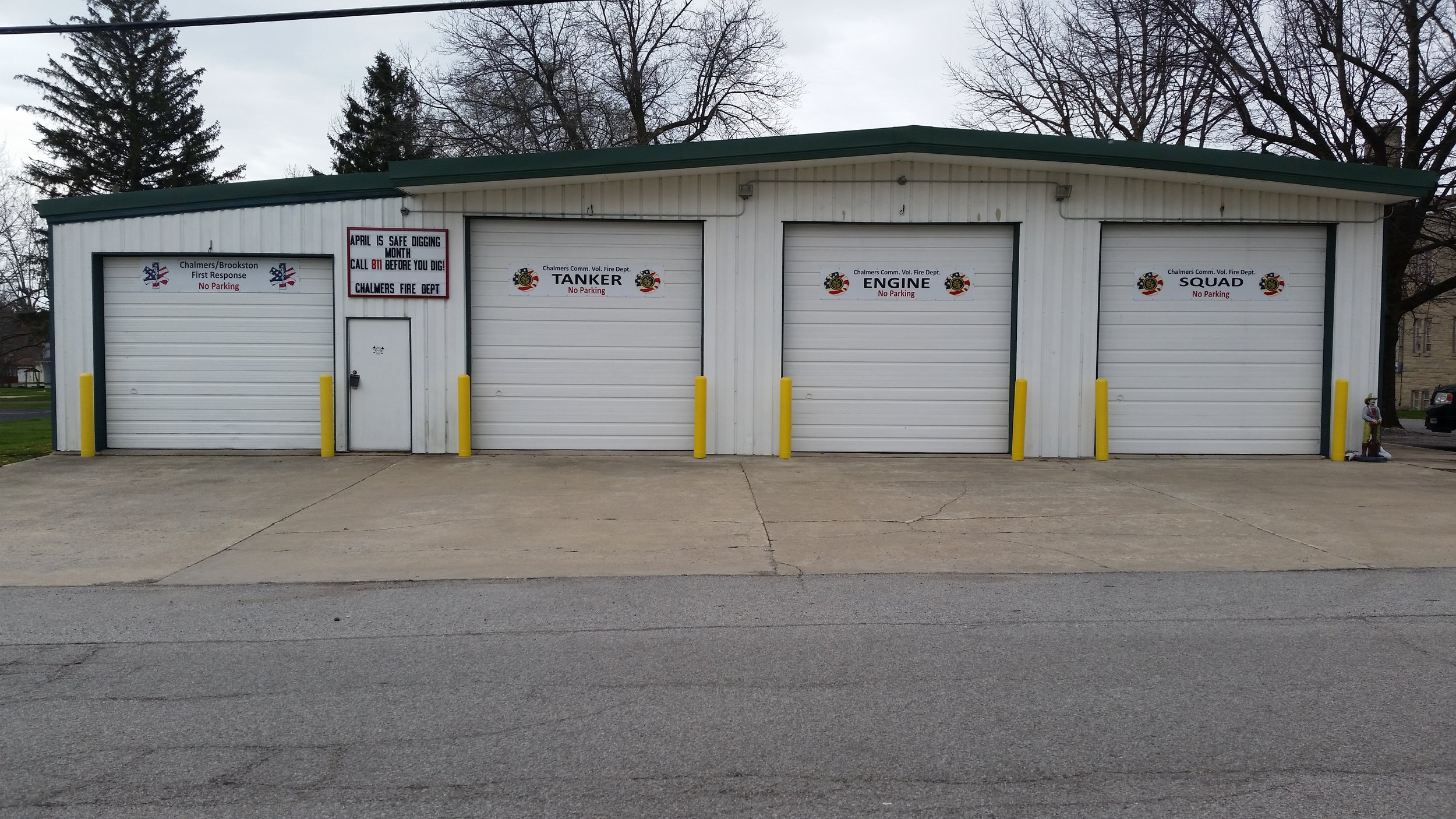 Chalmers Comm. Vol. Fire Department
