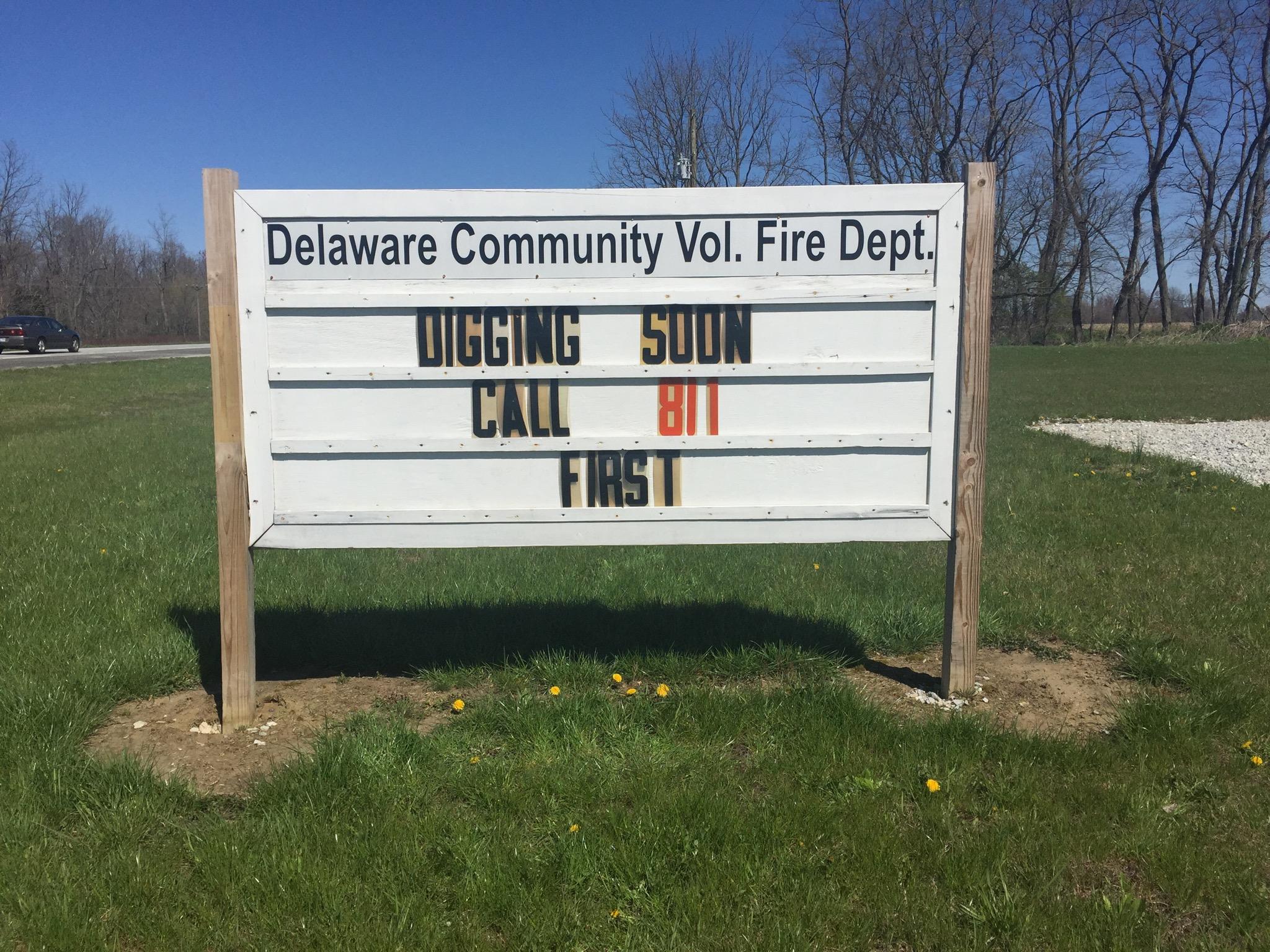 Delaware Comm. Vol. Fire Department