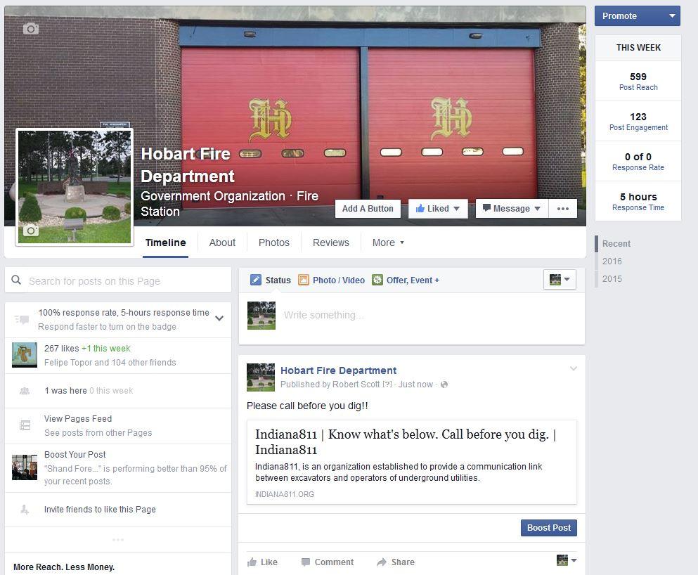 Hobart Fire Department