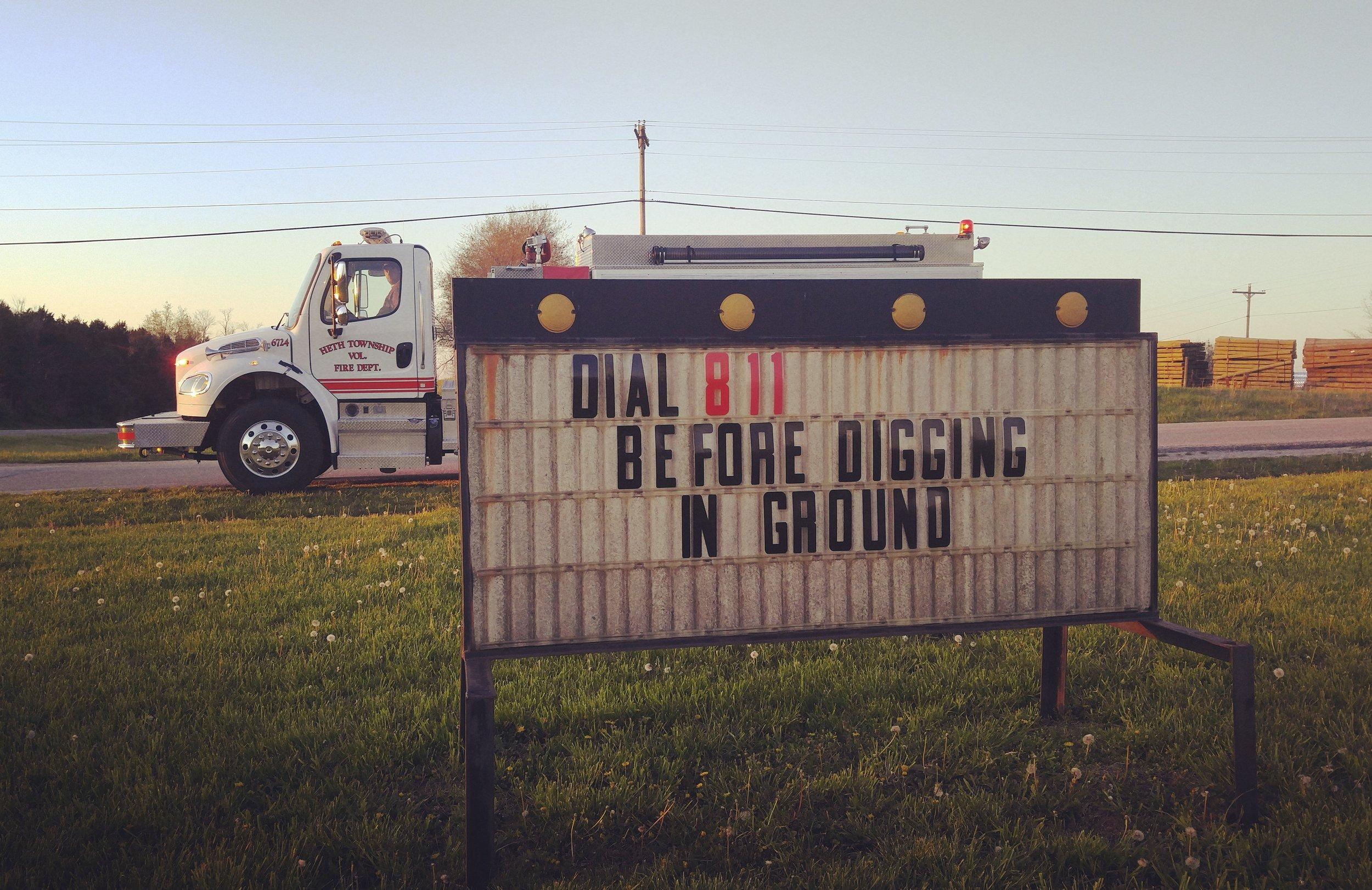 Heth Township Vol. Fire Department