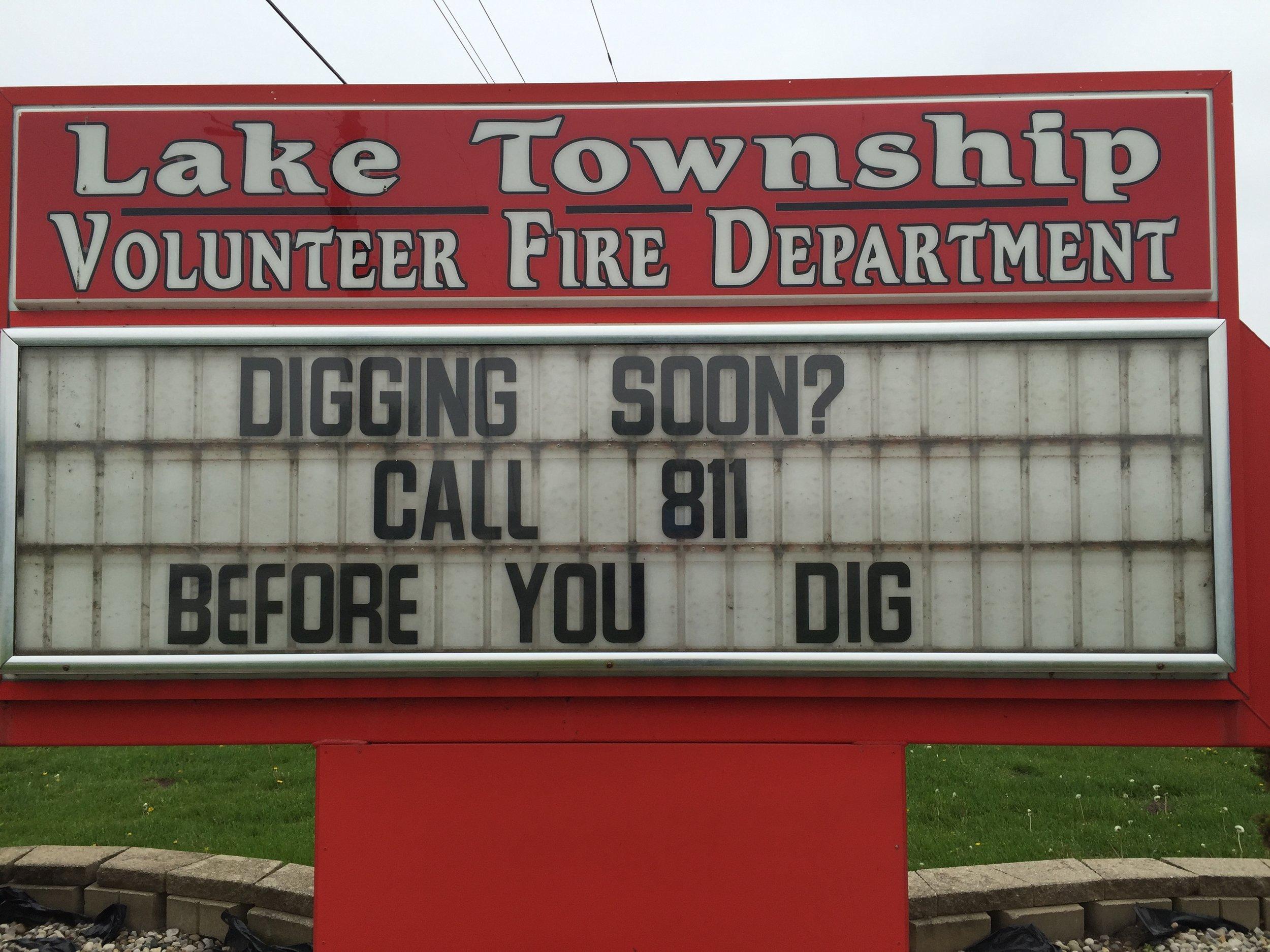 Lake Township Volunteer Fire Department