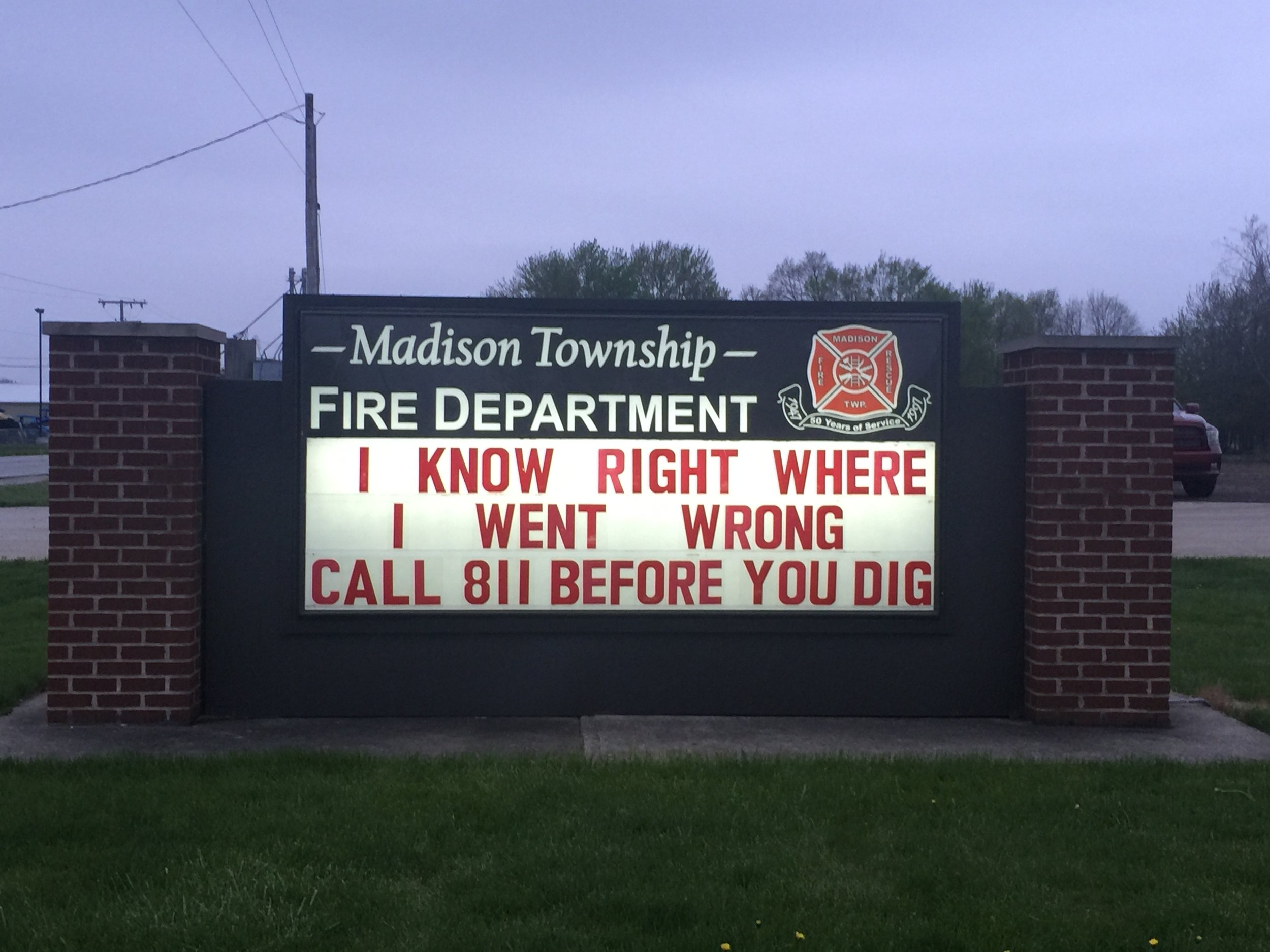 Madison Township Fire Department