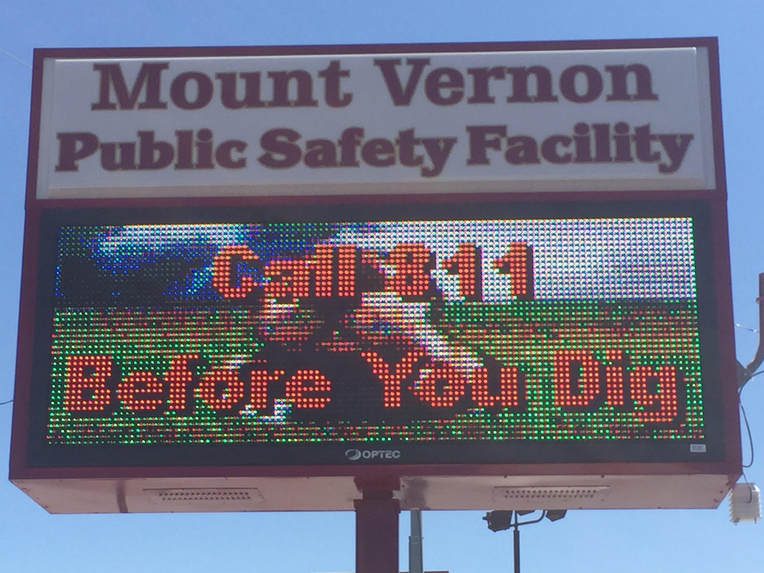 Mount Vernon Fire Department
