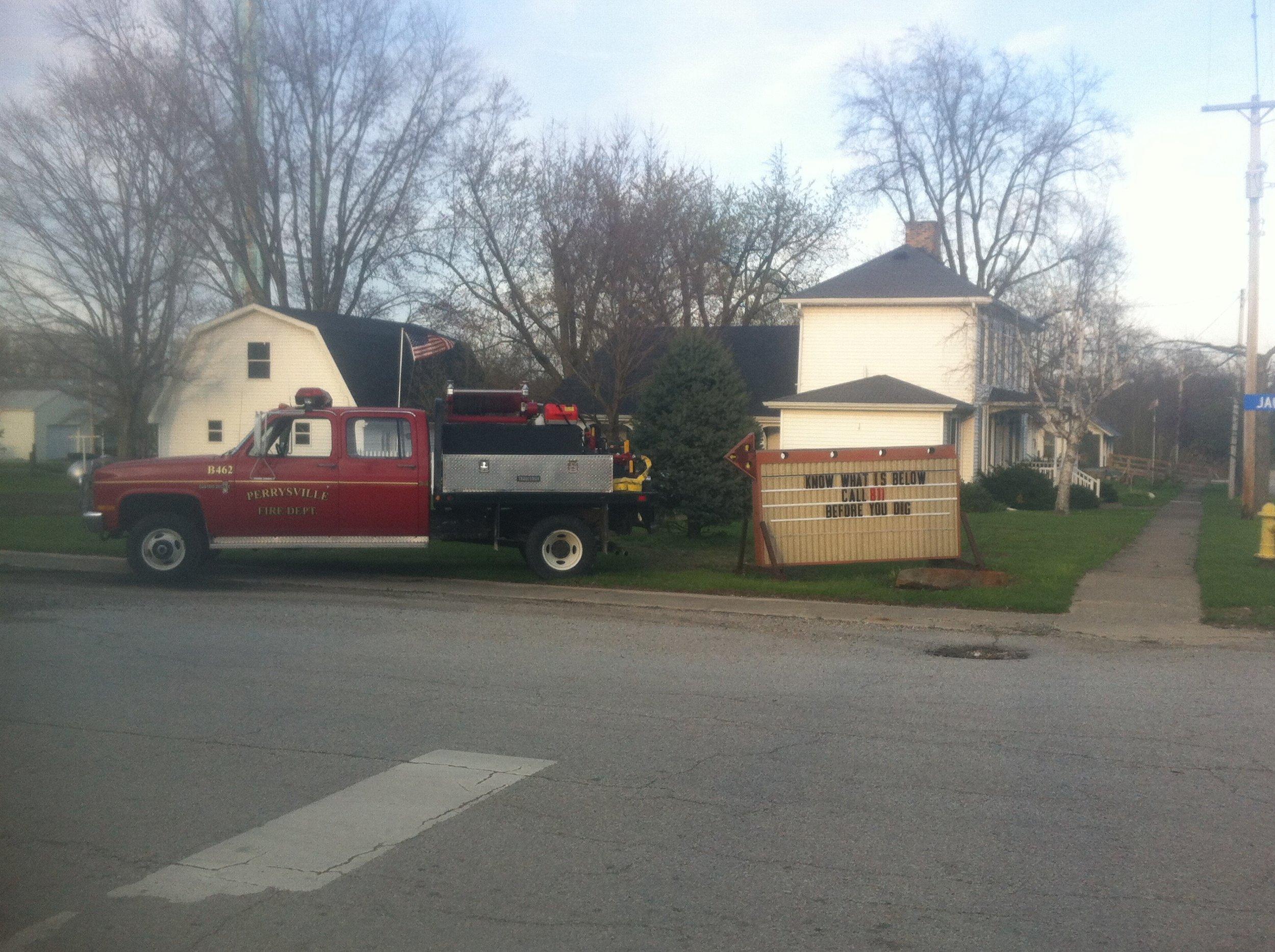 Perrysville Volunteer Fire Department