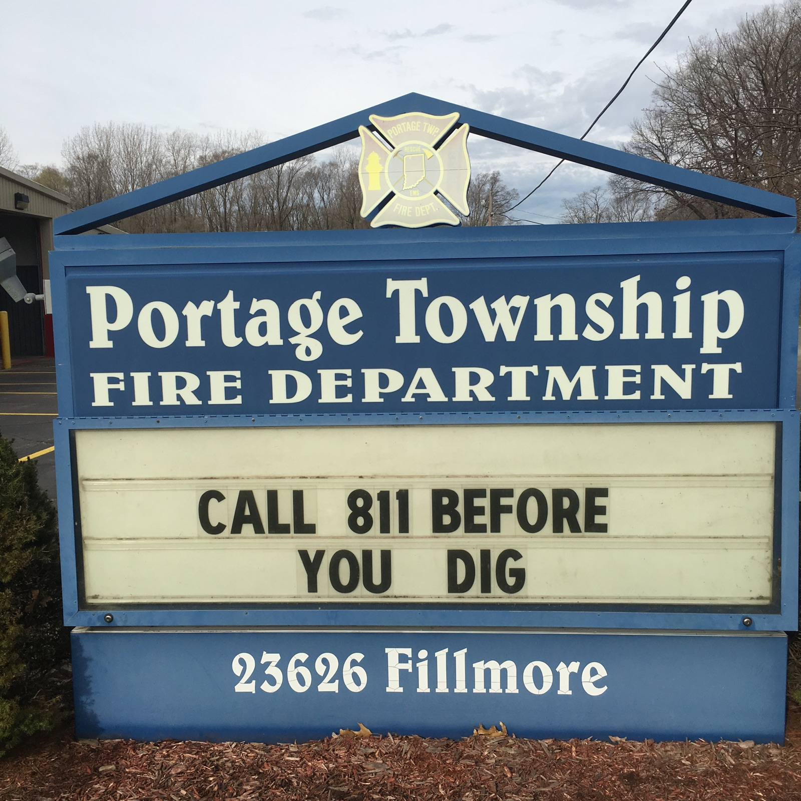 Portage Township Fire Department