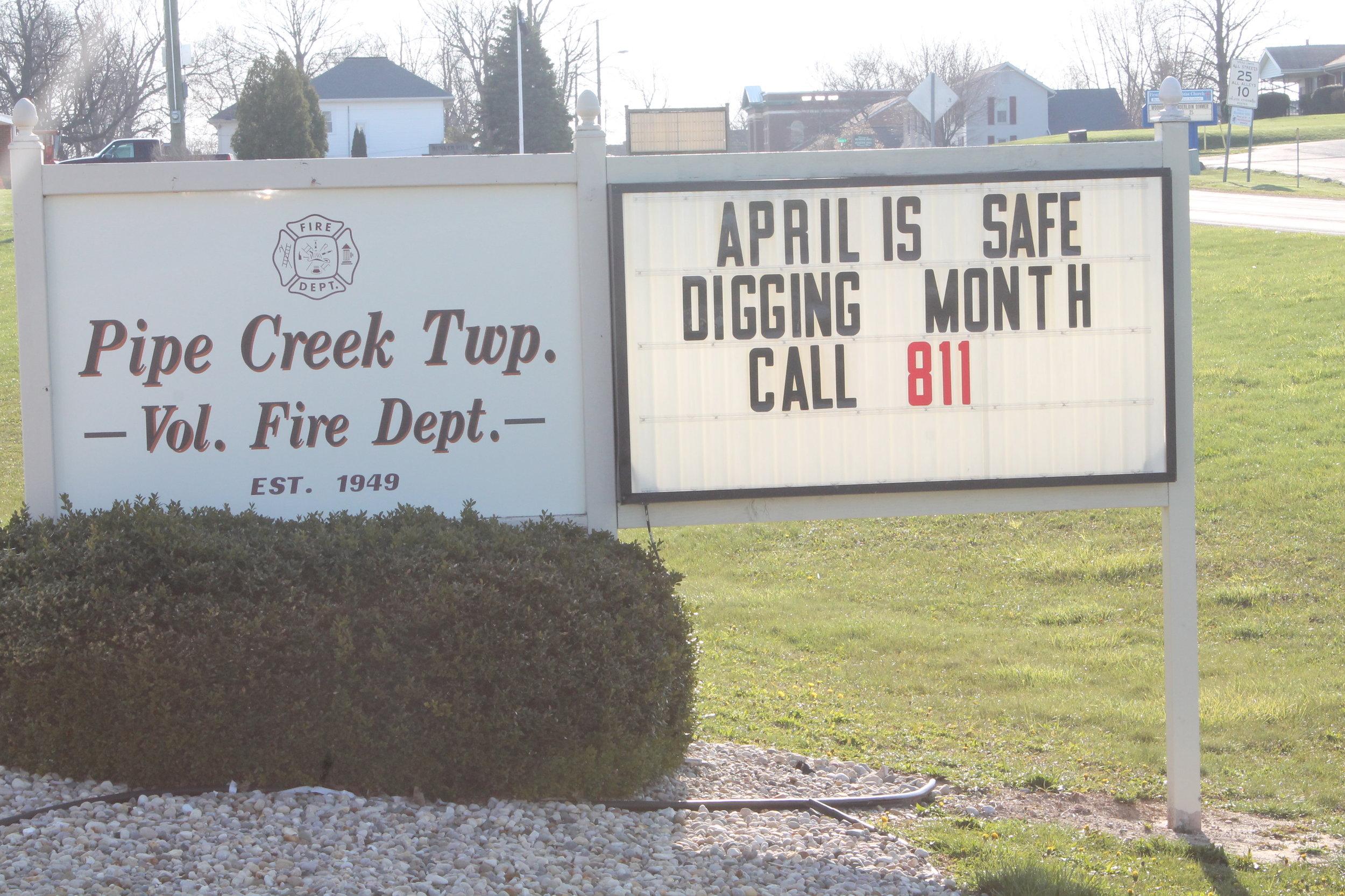 Pipe Creek Twp. Vol. Fire Department