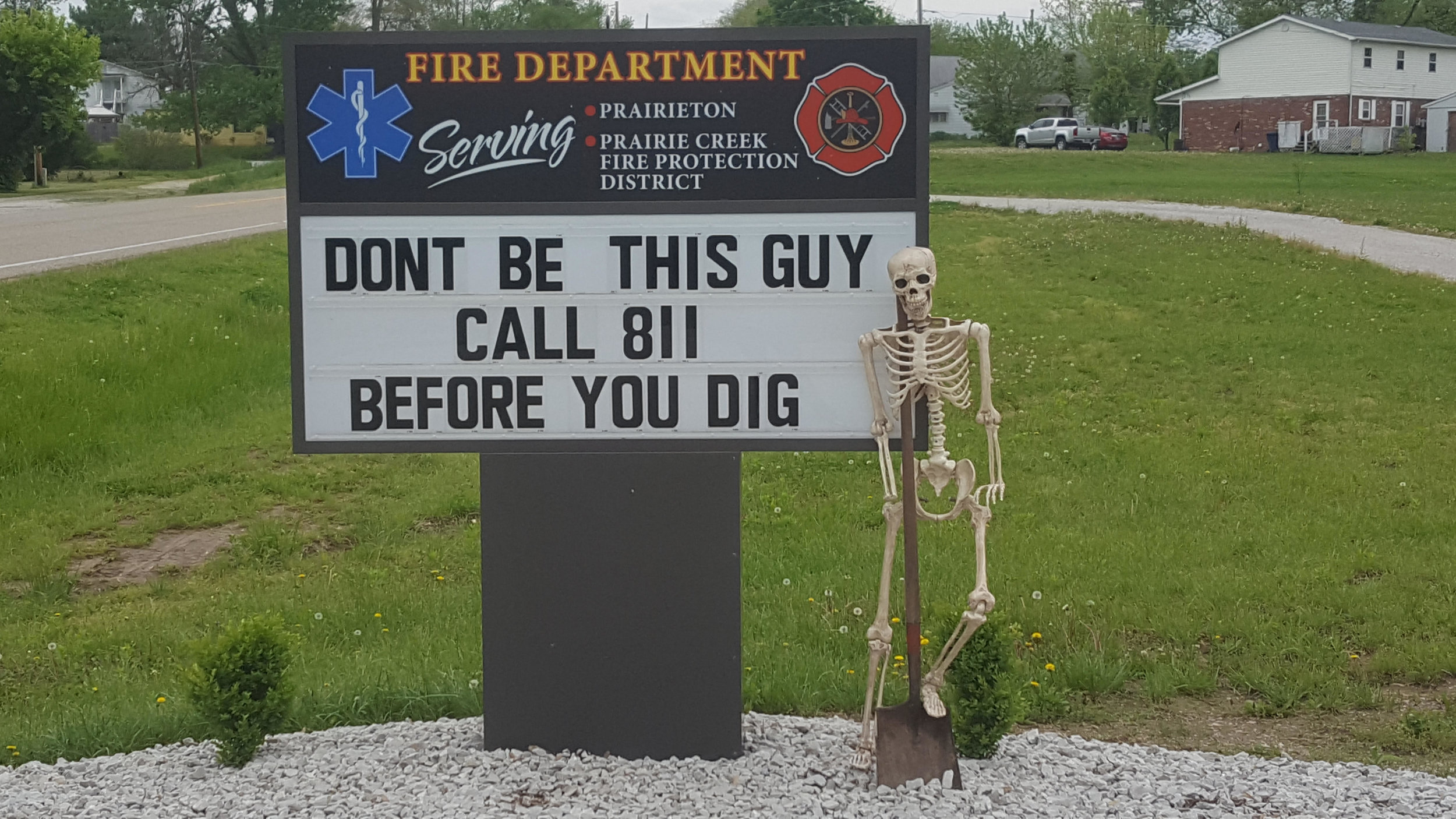 Prairieton Fire Department
