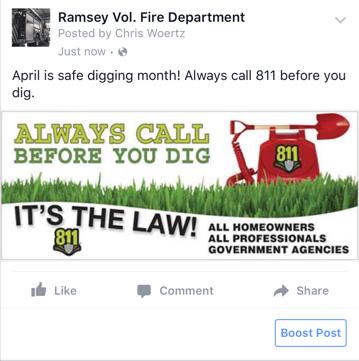 Ramsey Volunteer Fire Department