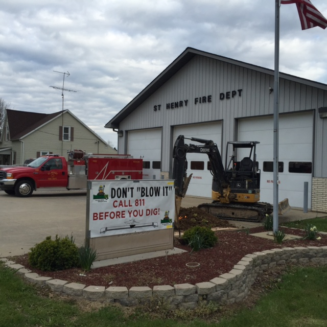 Saint Henry Volunteer Fire Department
