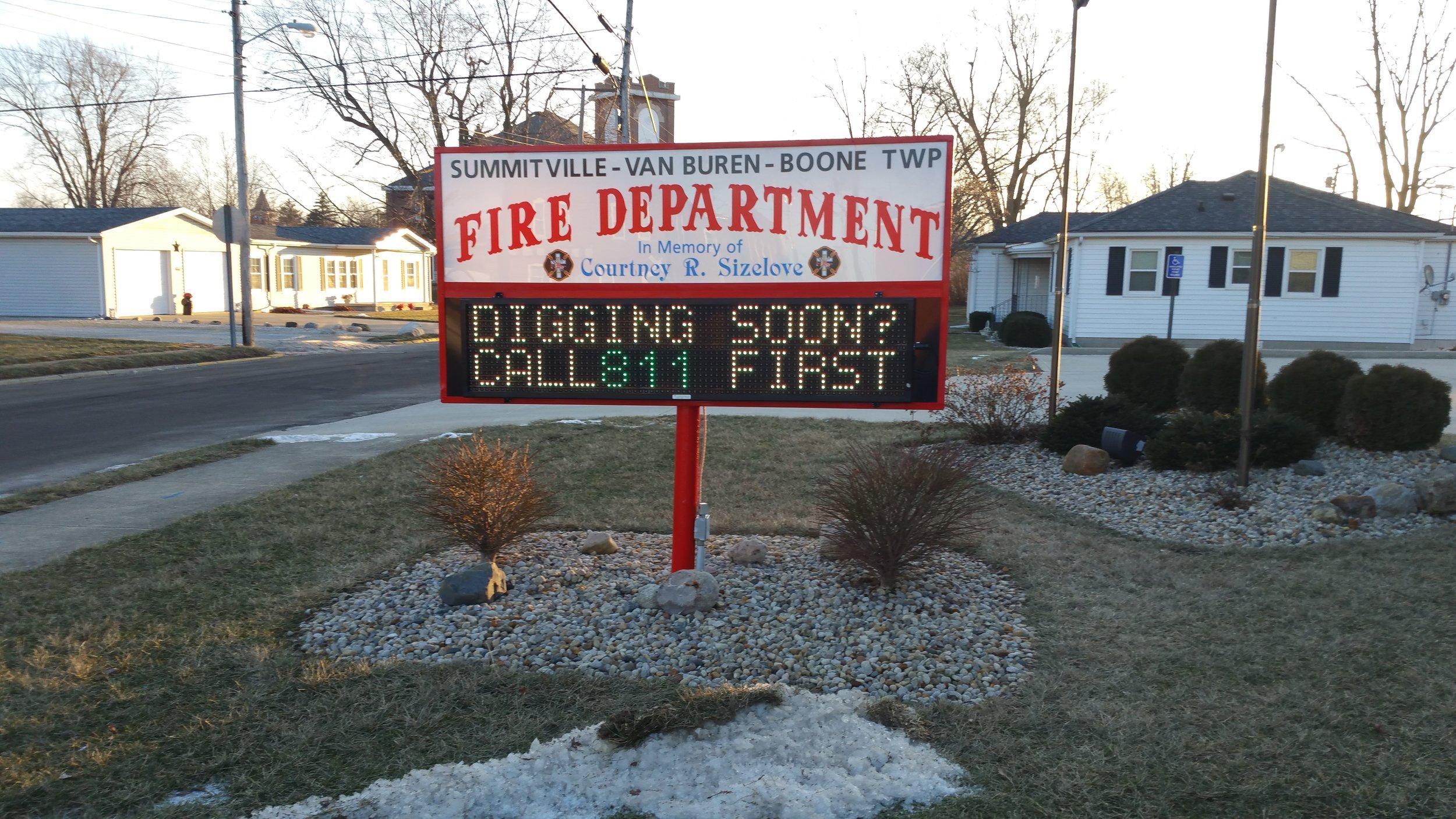 Summitville Fire Department Inc.