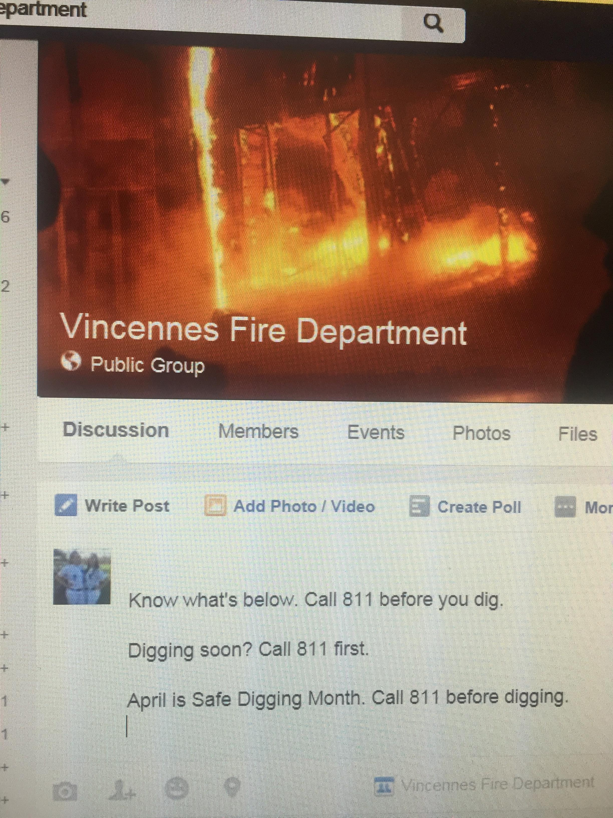 Vincennes City Fire Department