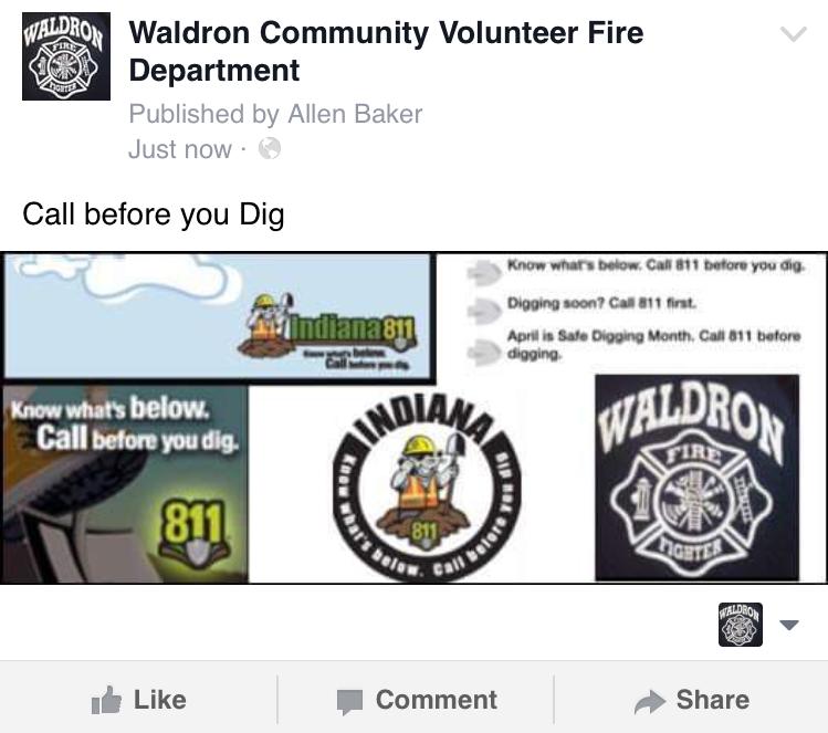 Waldron Comm. Vol. Fire Department