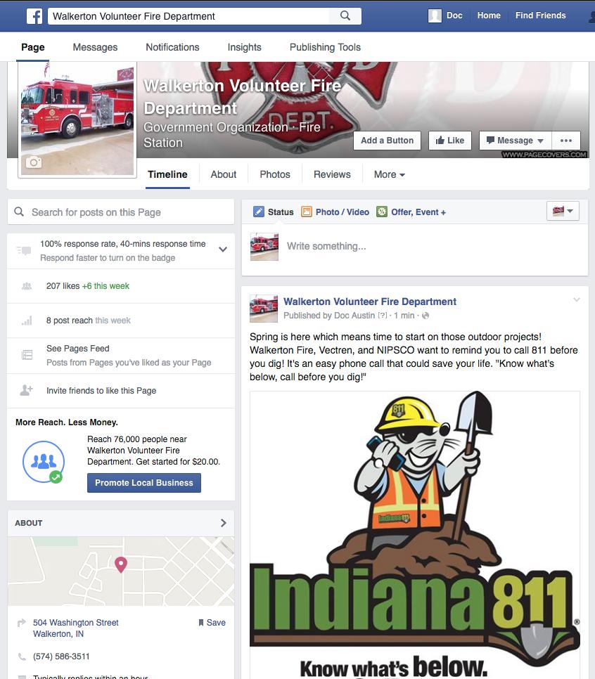 Walerton Volunteer Fire Department