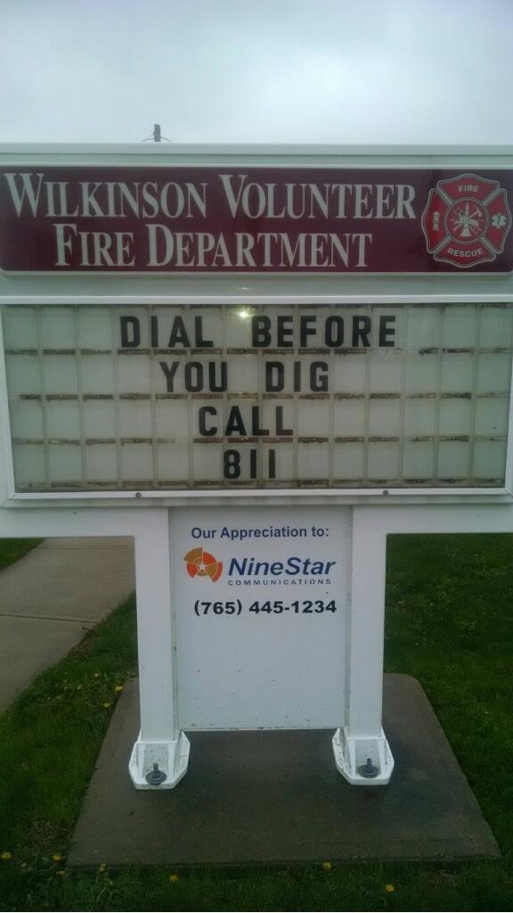 Wilkinson Volunteer Fire Department