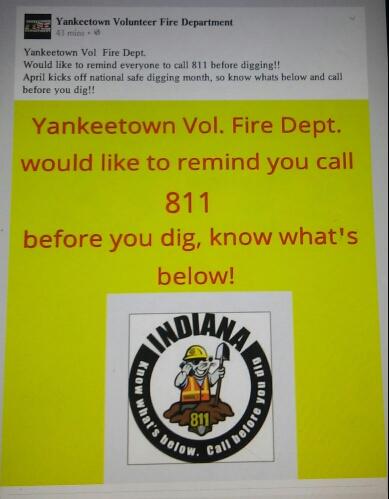 Yankeetown Volunteer Fire Department