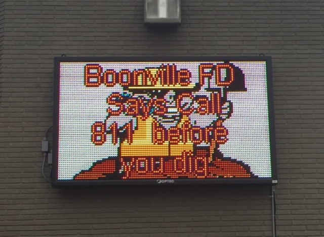 Boonville Fire Department