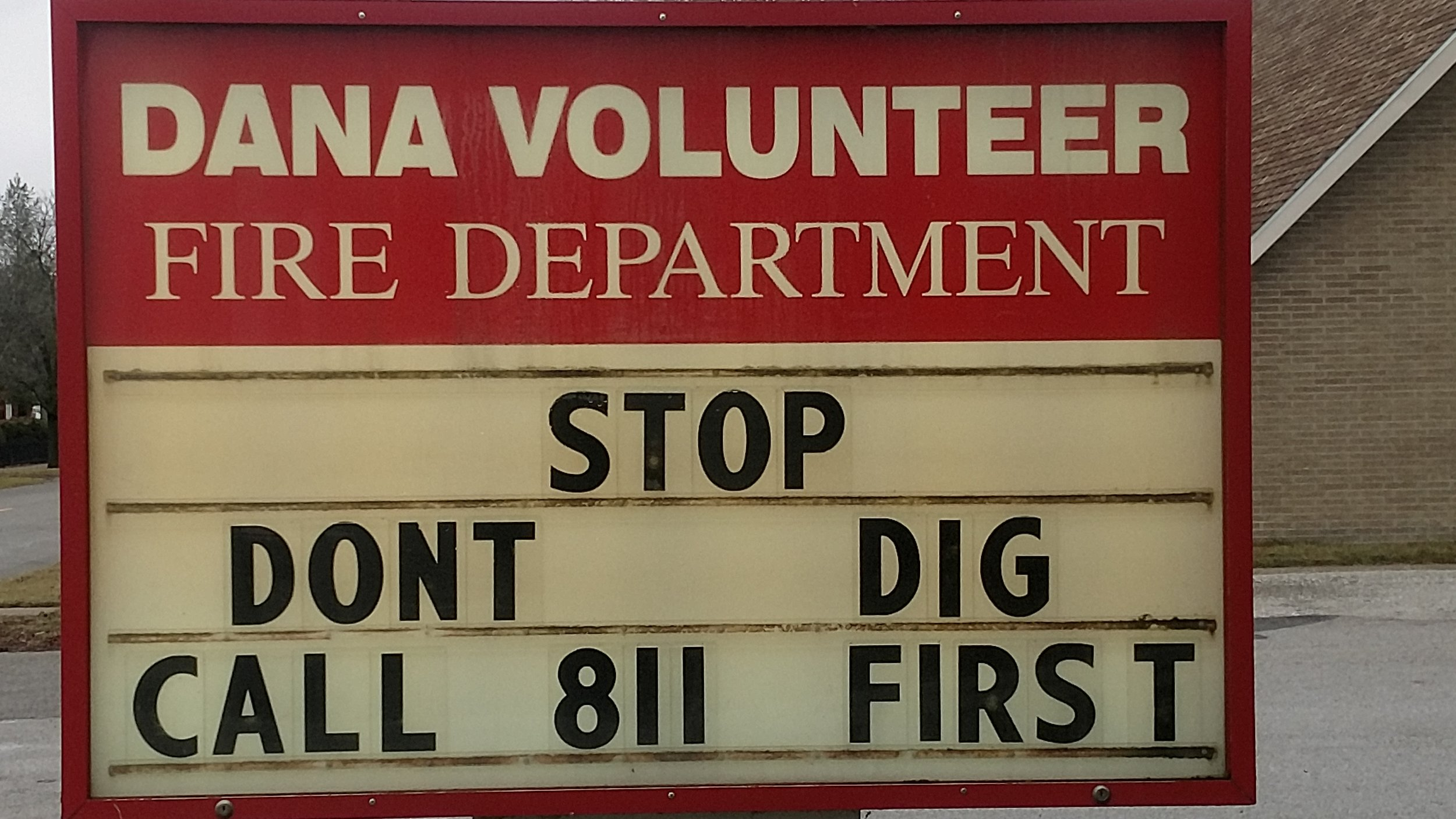 Dana Volunteer Fire Department