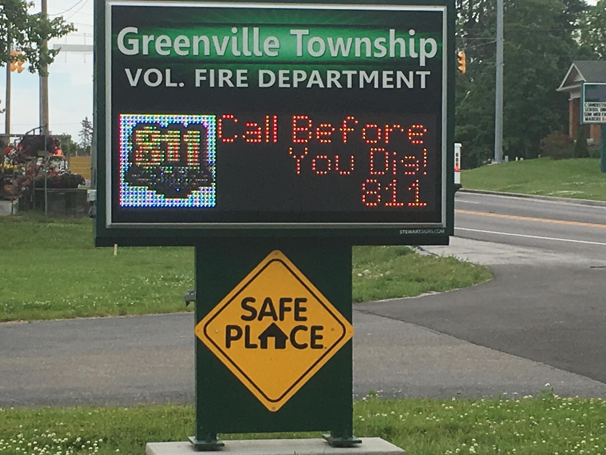 Greenville Township Vol. Fire Department