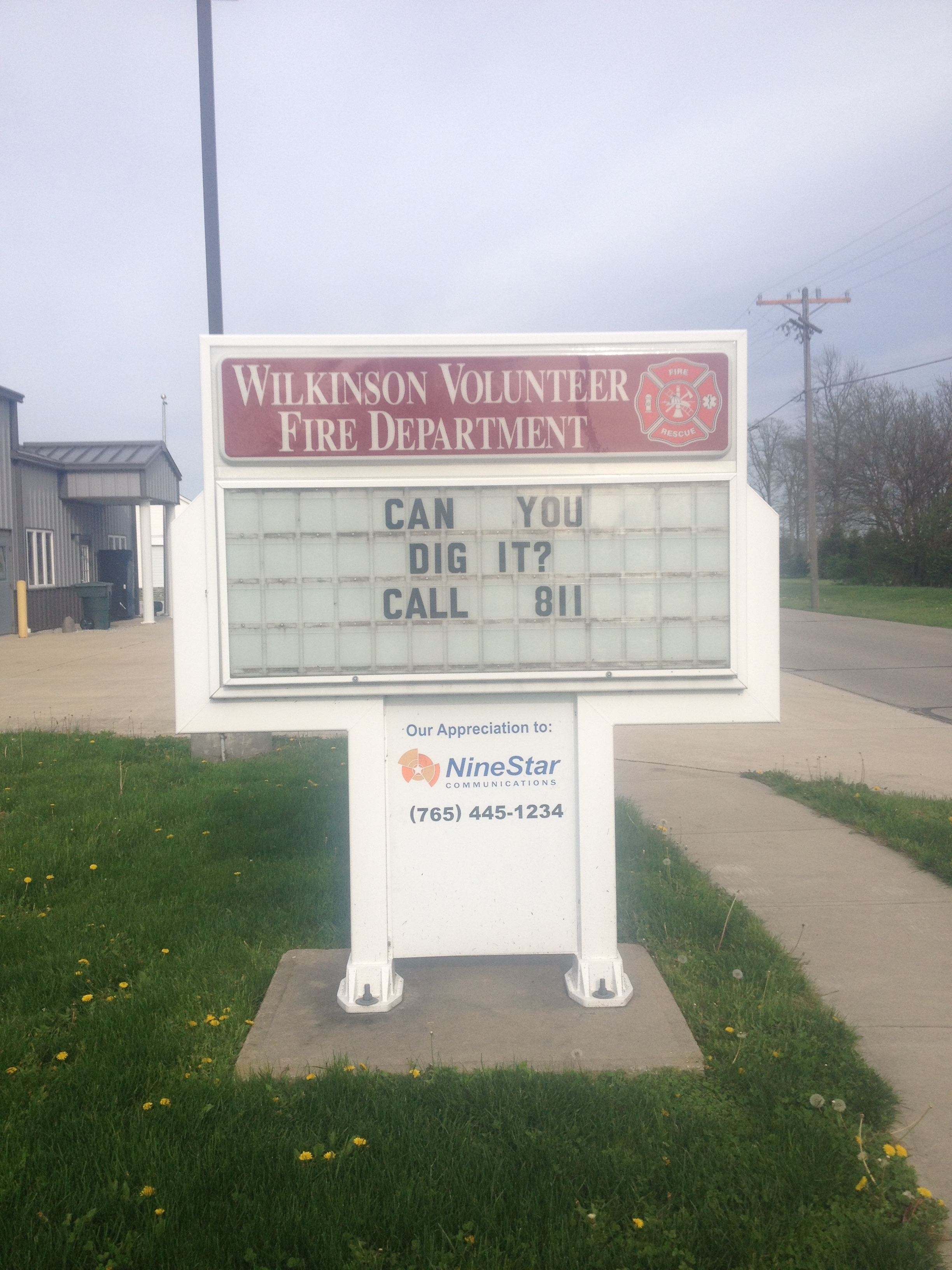 Wilkinson Volunteer Fire Department