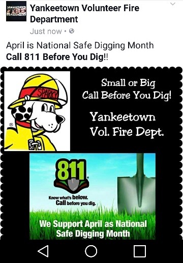 Yankeetown Vol. Fire Department
