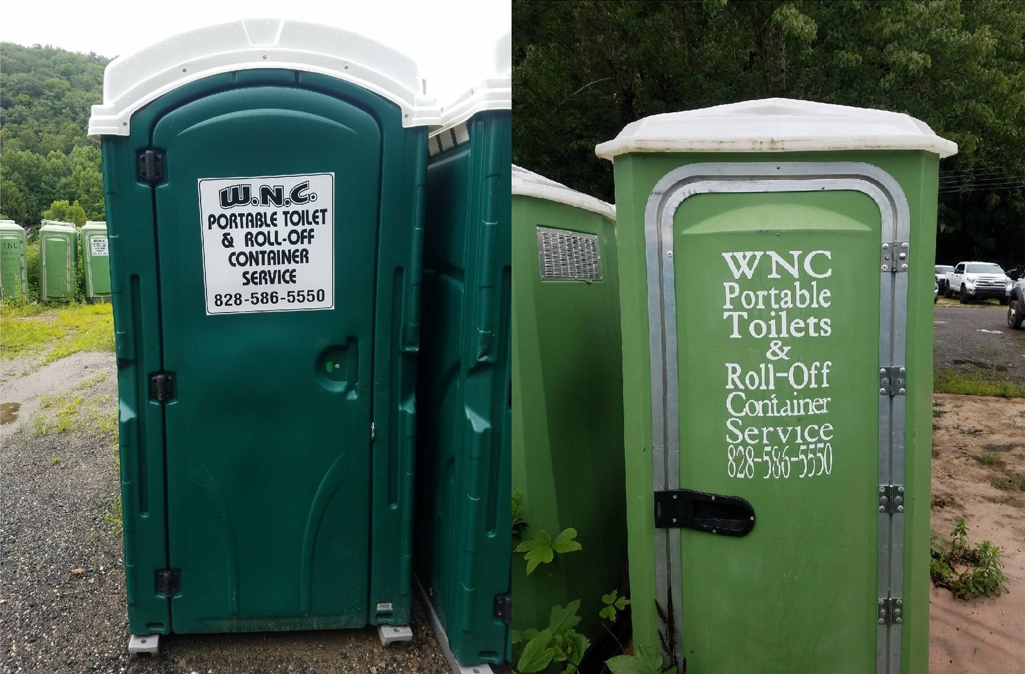 Portable Toilets and Handwash Stations