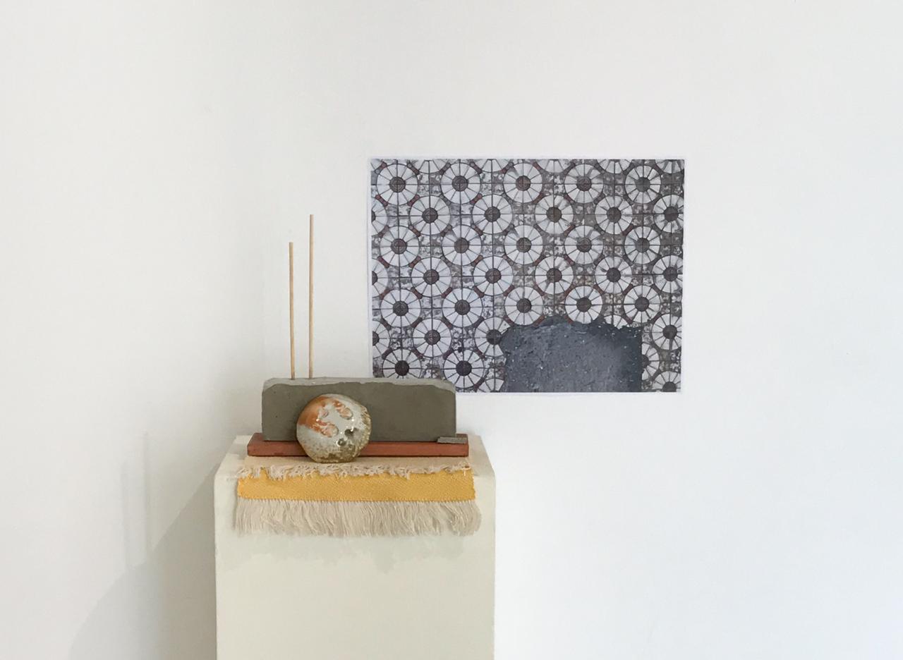 untitled (Tainan tile)