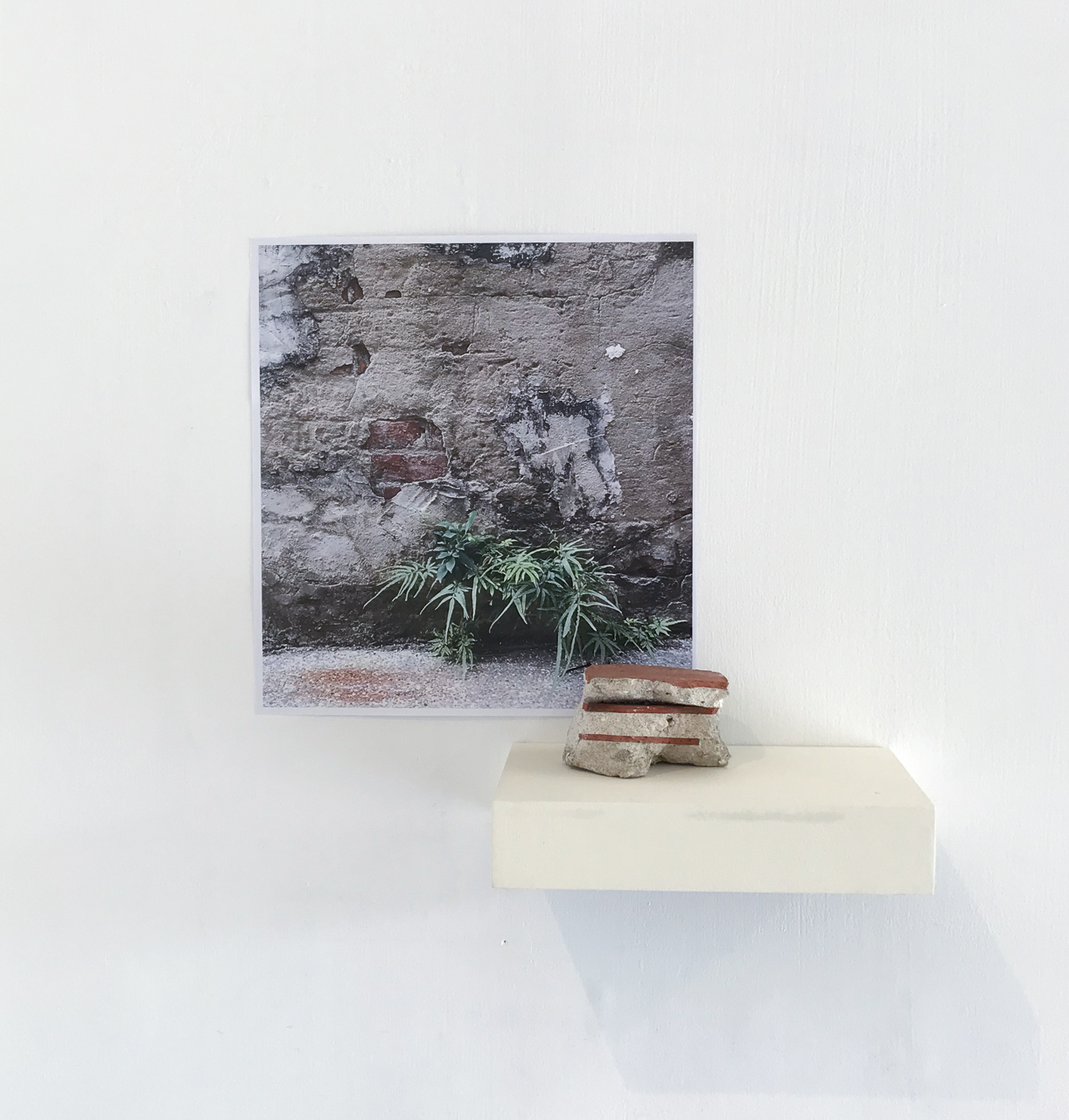 untitled (brick dust echo)