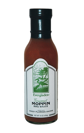 Everglades Moppin BBQ Sauce