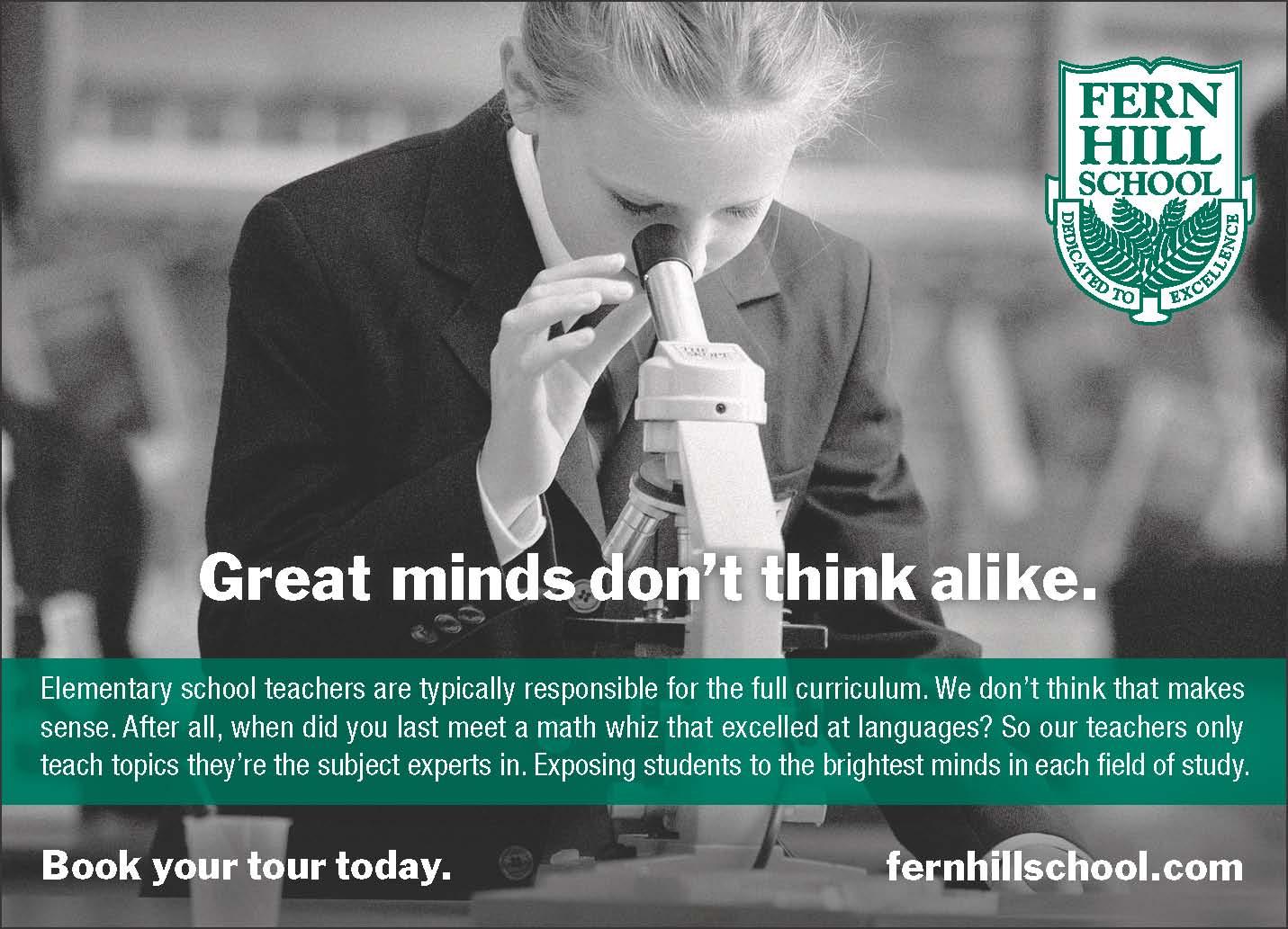 Fern Hill _Great minds_ ad.jpg