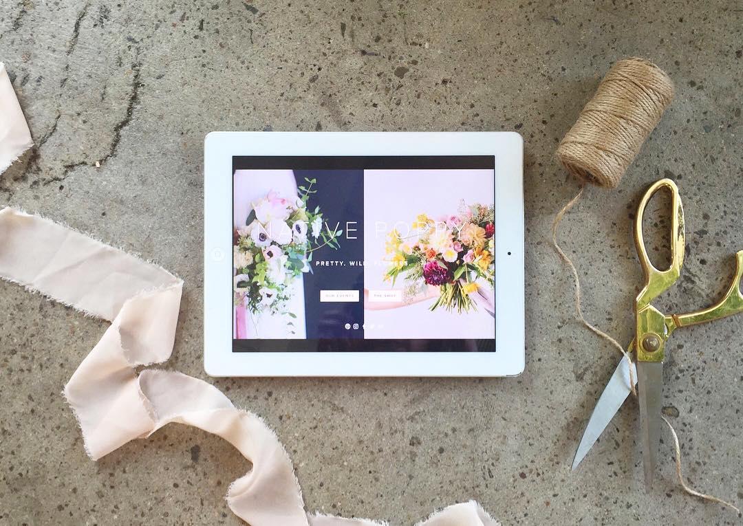 Native Poppy Shop   Site Design   Feels Design Studio
