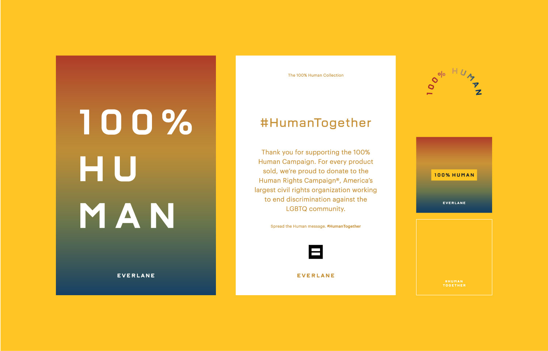 100% Human Campaign Set - Everlane 2017