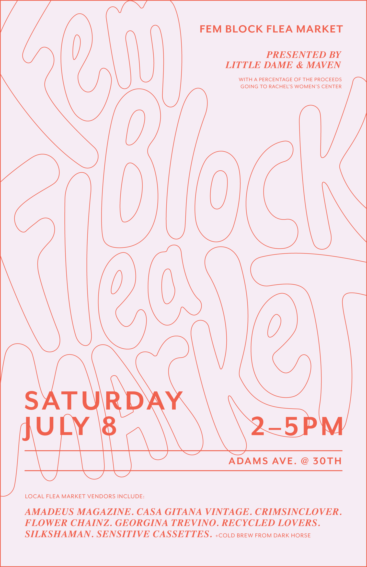 fem-block-flea-market-poster