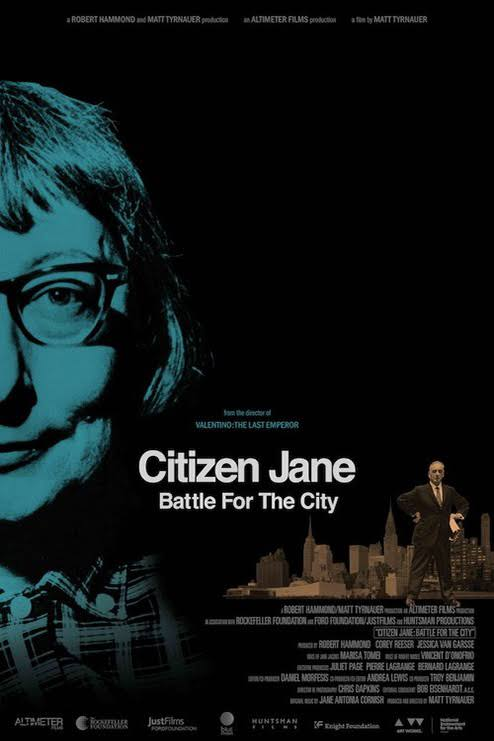 Citizen Jane: The Battle for the Big City | Documentary