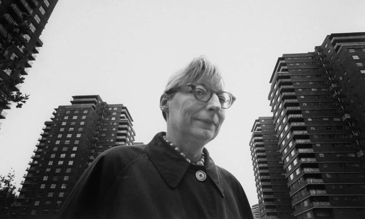 Image from The Guardian (click to direct) | Jane Jacobs
