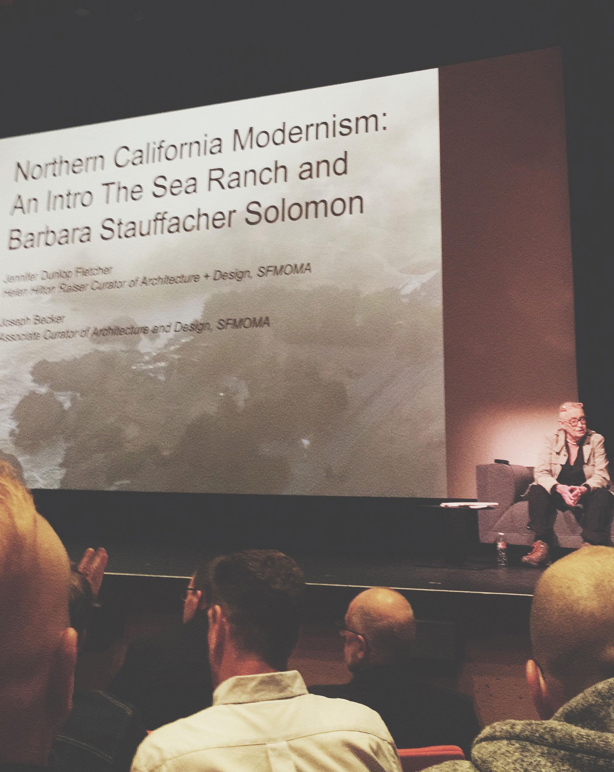 Northern California Modernism