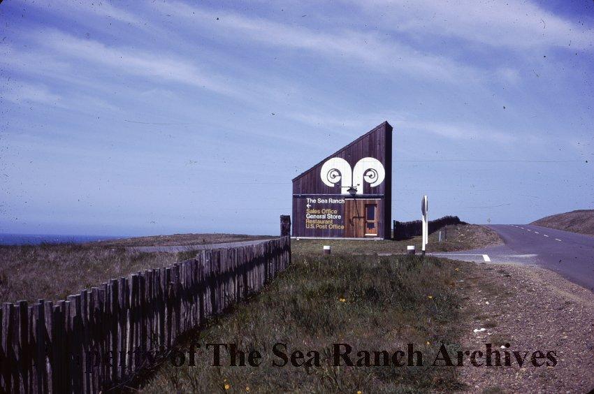 The Sea Ranch | Marker Building