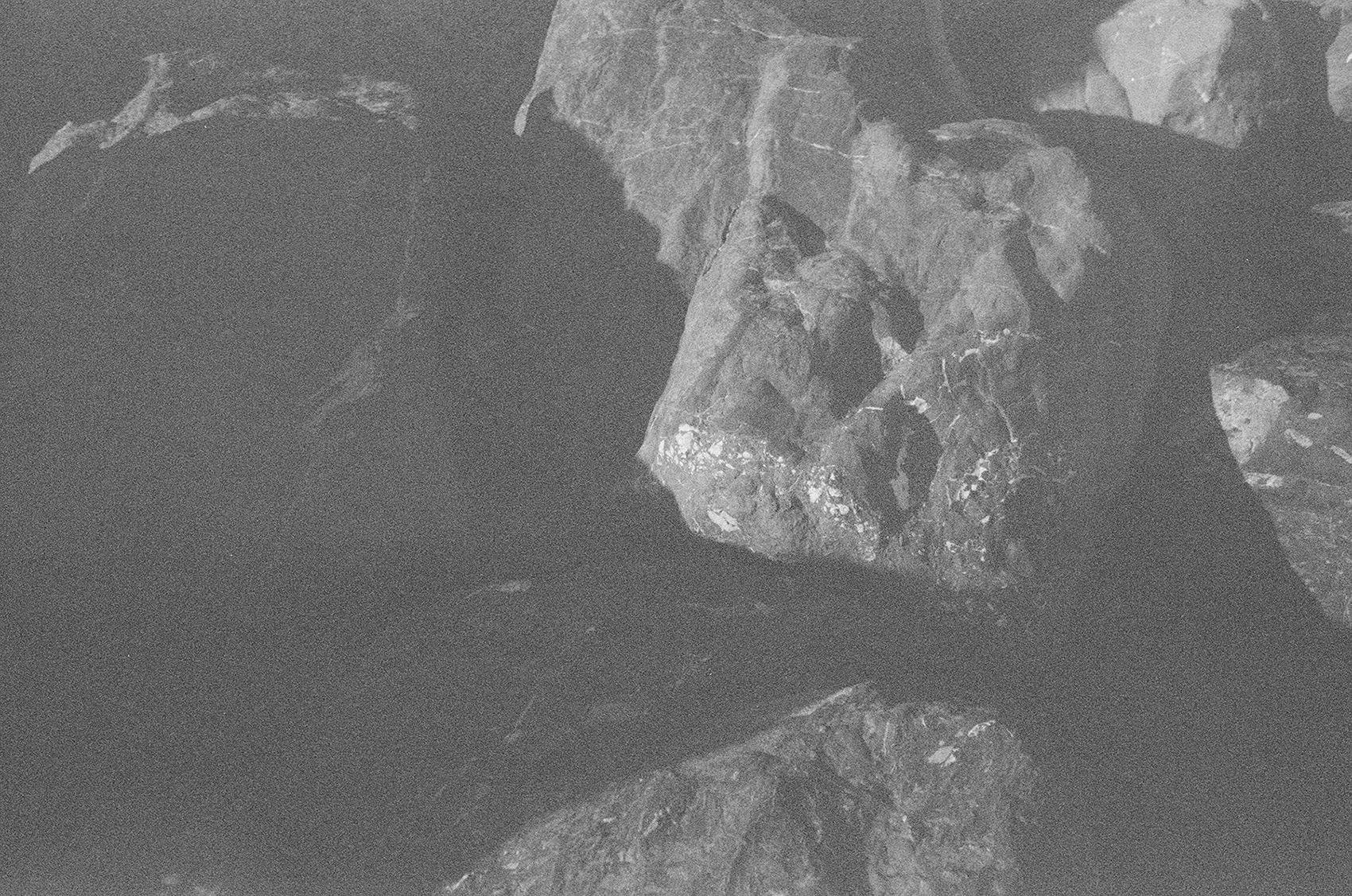 Marble Rocks | Bolinas, CA | © 2018 Anne Szafranski.