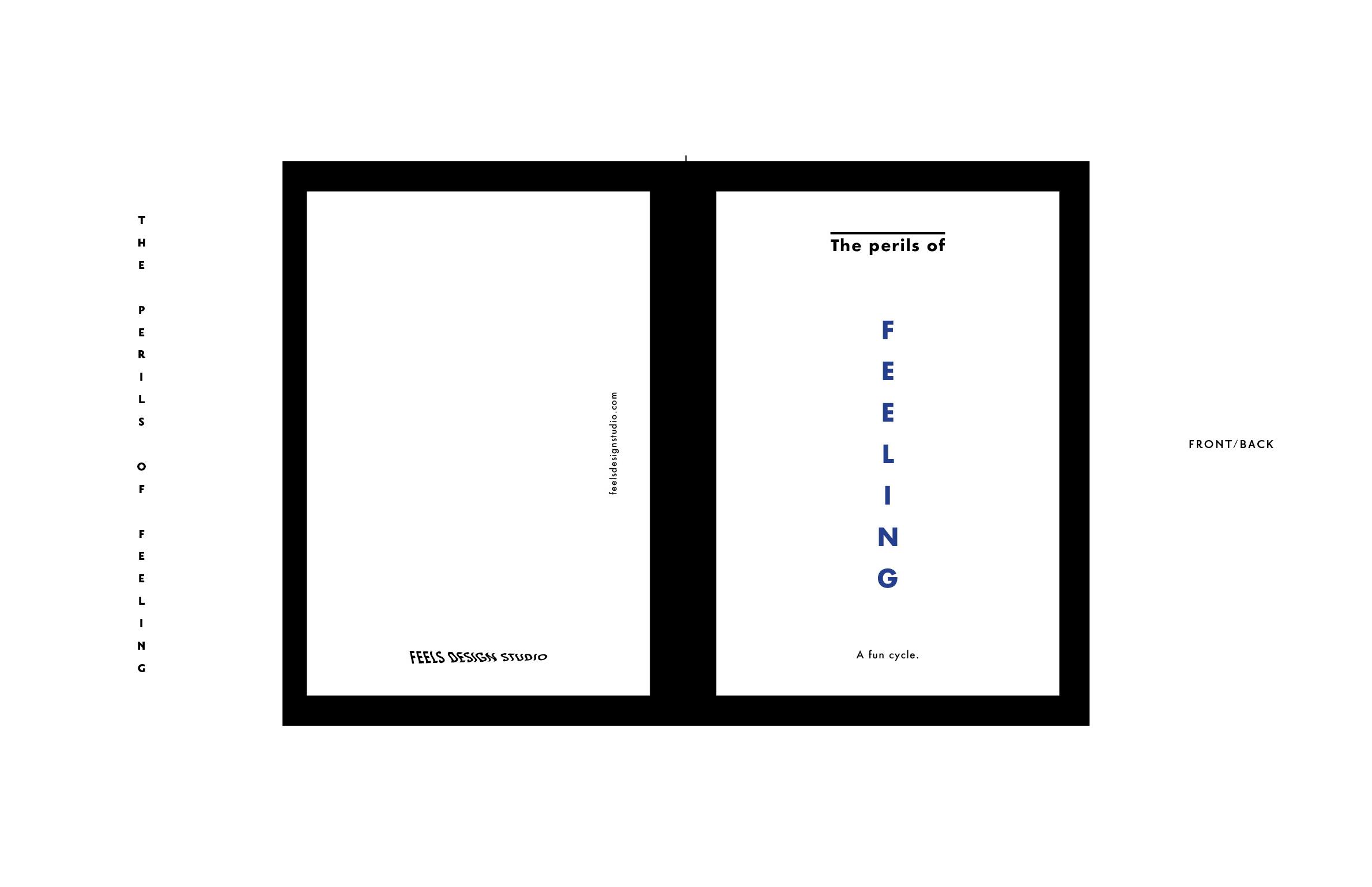 2019 05 The Perils of Feeling Zine | Front/Back.jpg