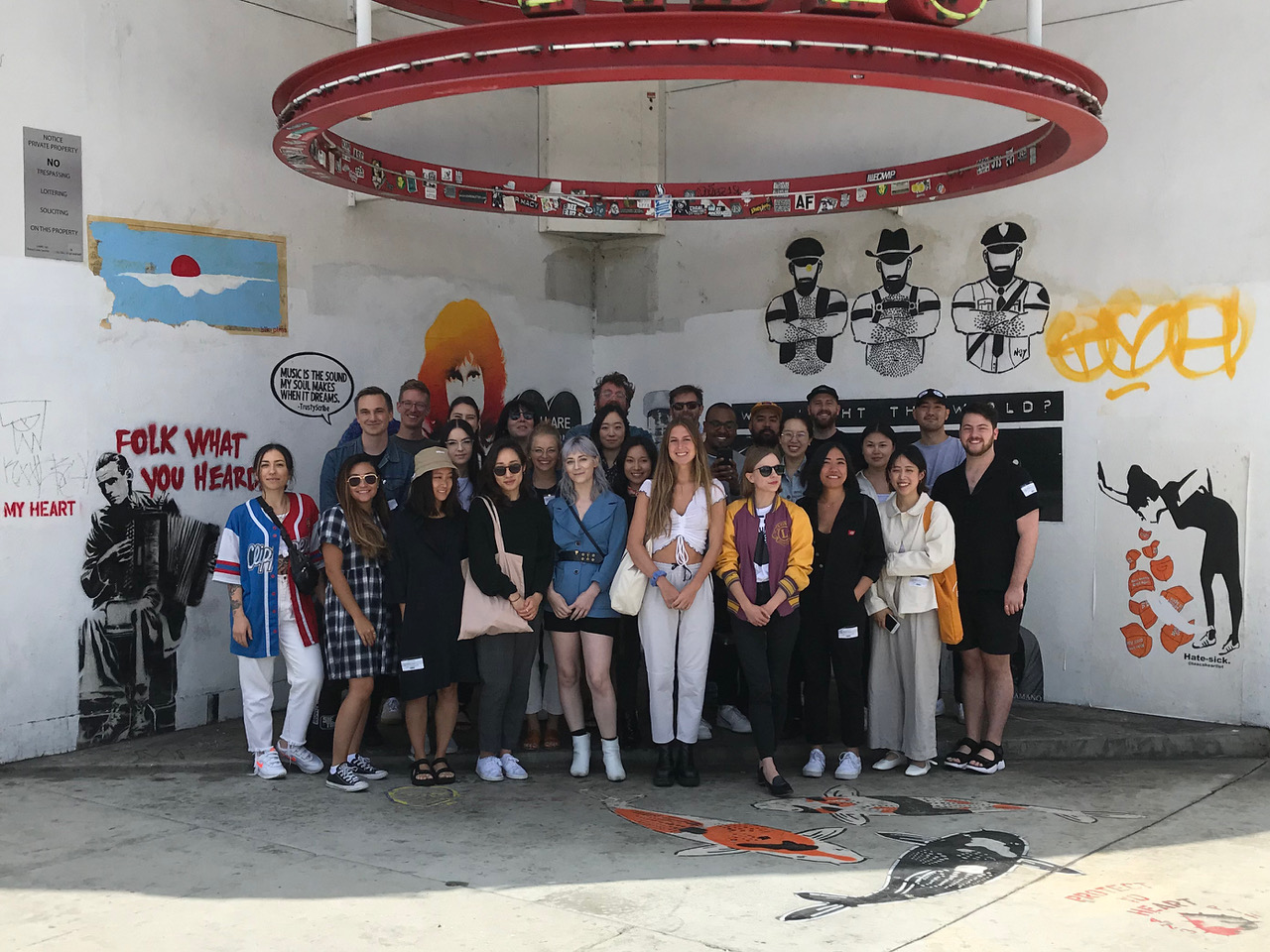 Typography Summer School LA, Week 2 | June 2019
