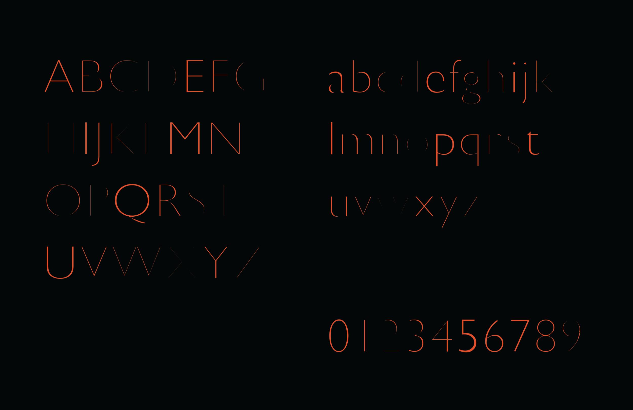Typography Summer School LA | Week 2 | Type Hack | Annie Szafranski