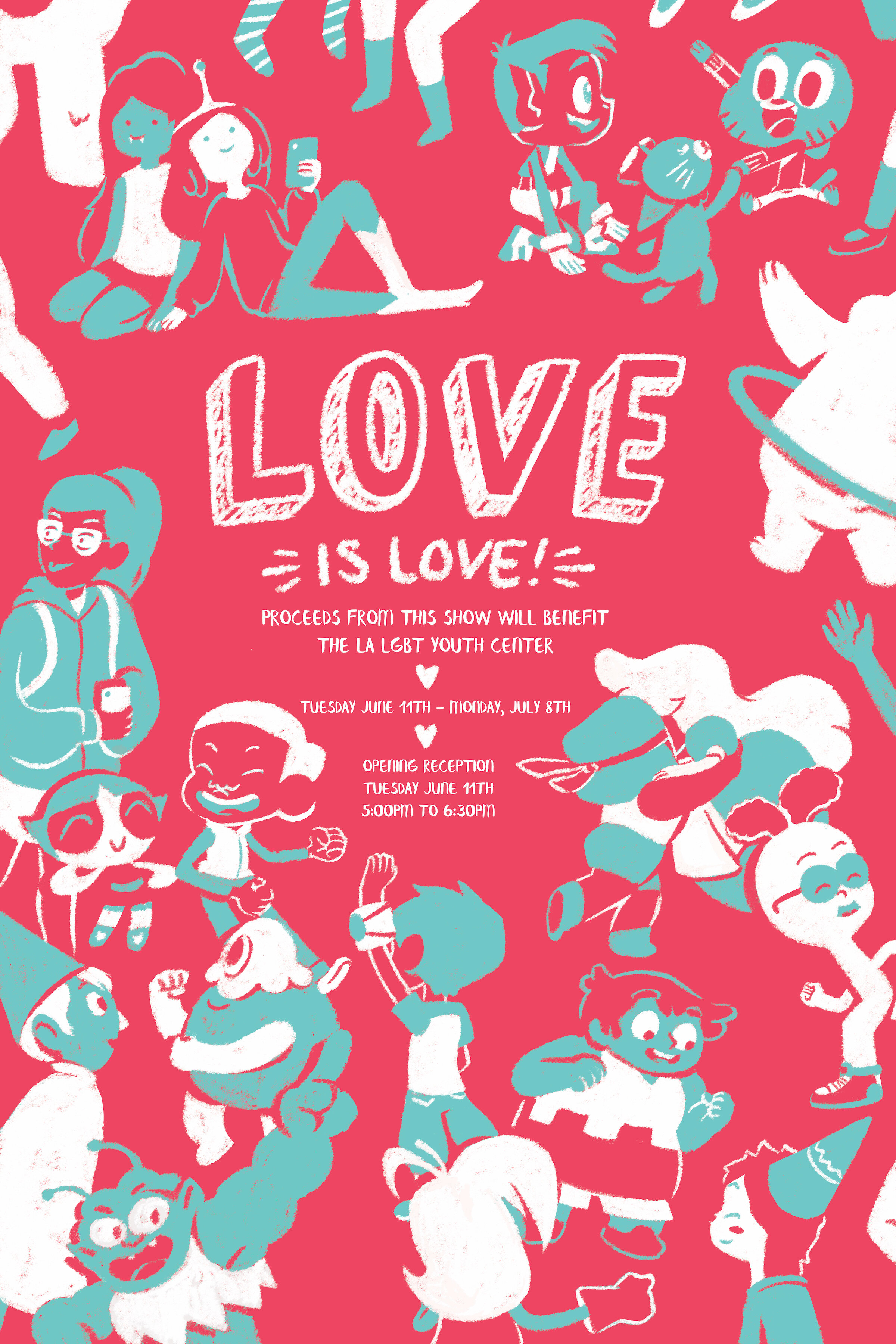 Love is Love Show Poster Small.jpg