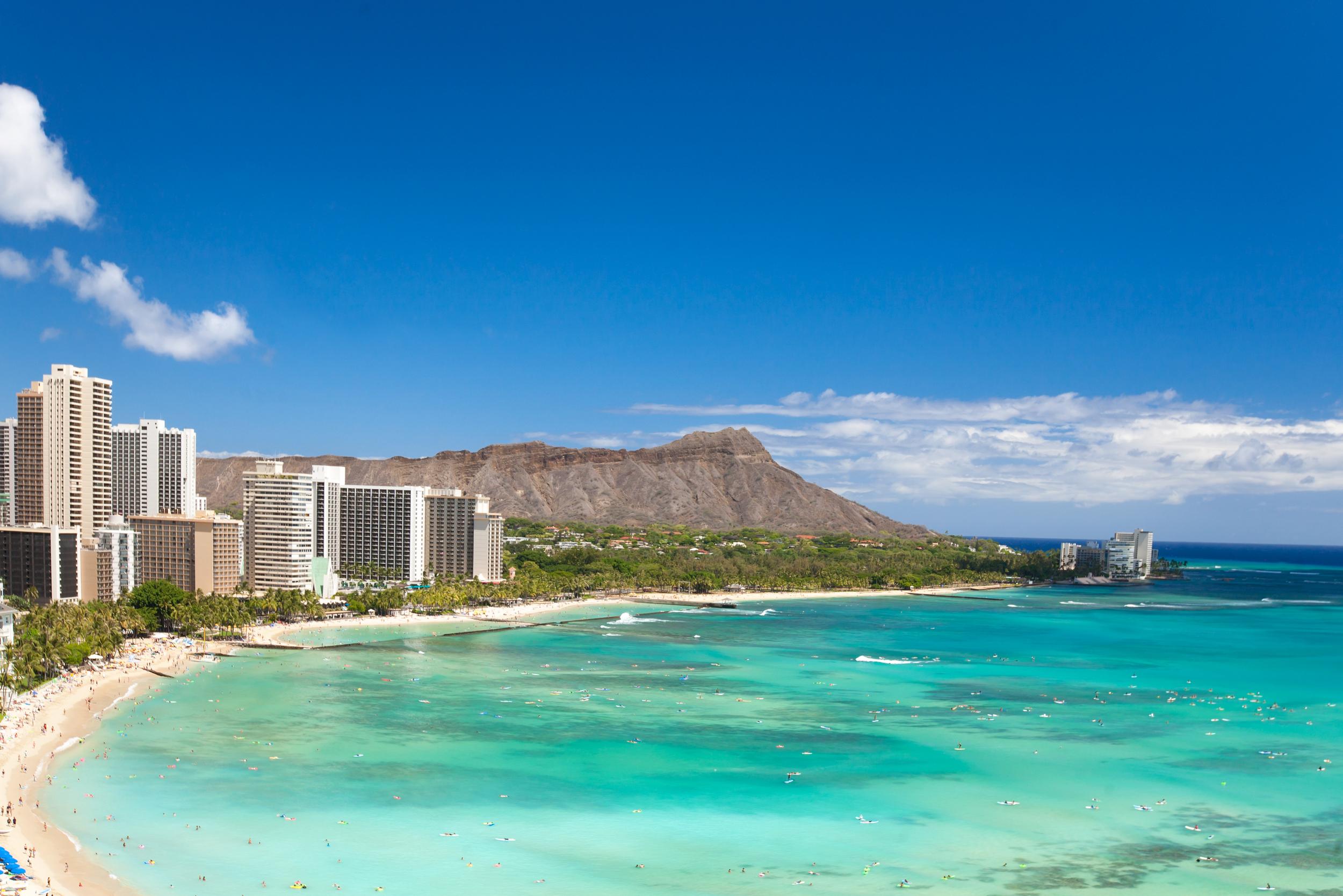 Aston Waikiki Beach Hotel, O'ahu, Hawaii