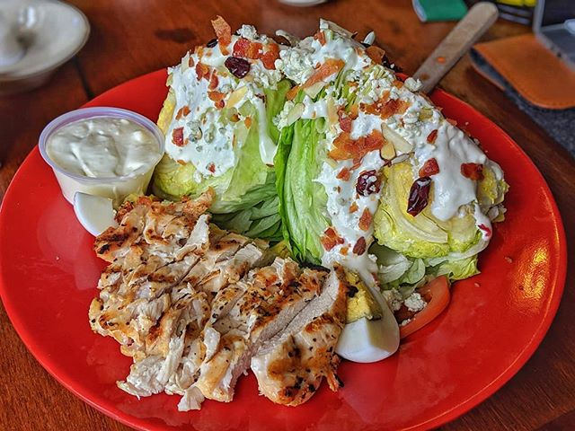 Mmmm......salad!