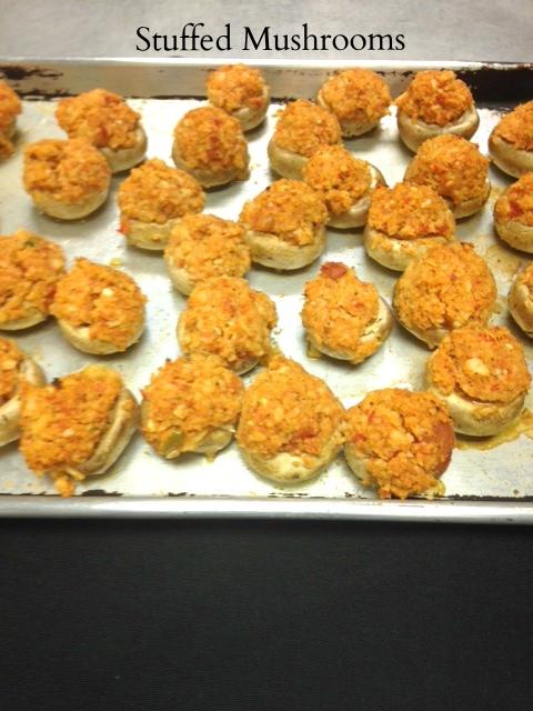 Stuffed mushrooms.JPG