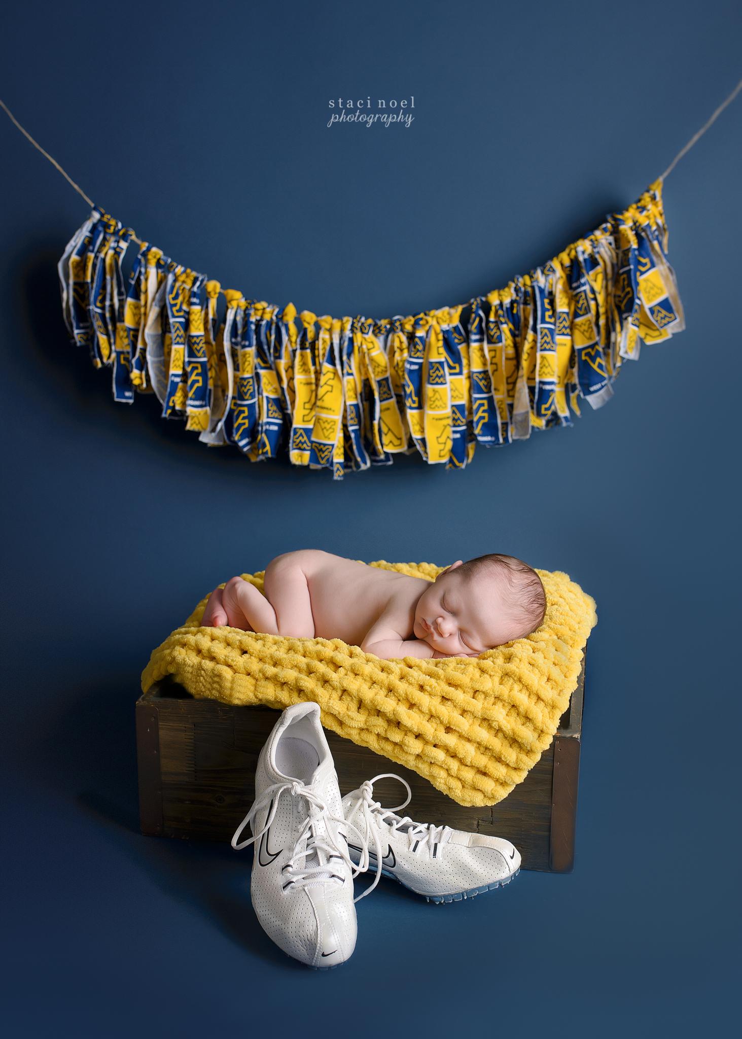 harrisburg newborn photography nc