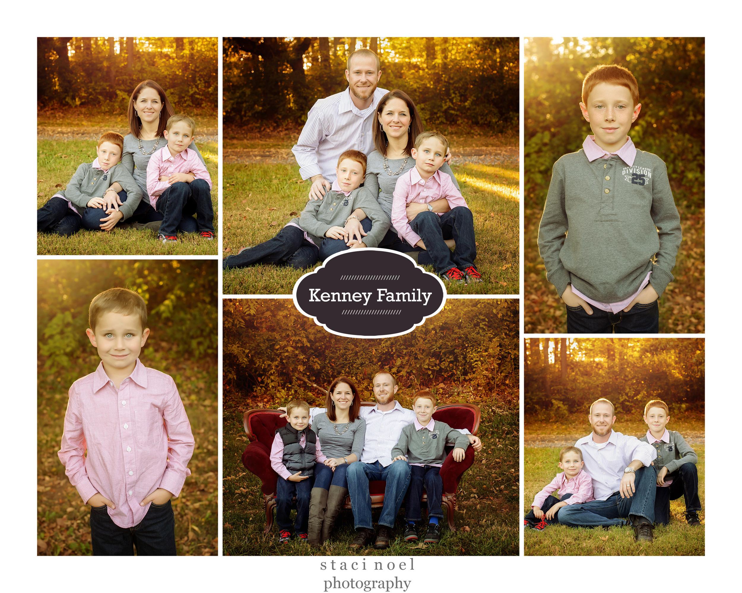charlotte family portraits