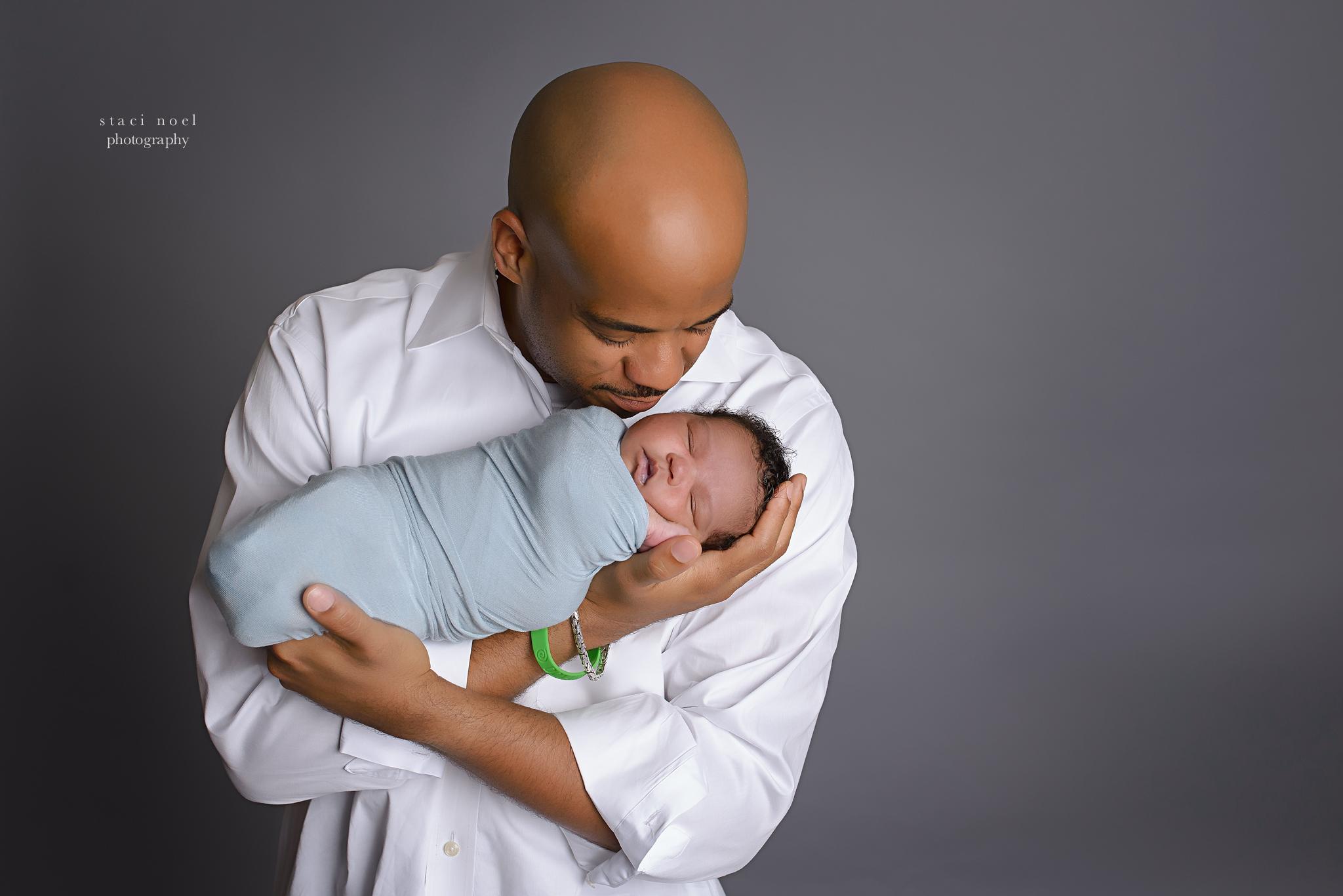 charlotte newborn portraits