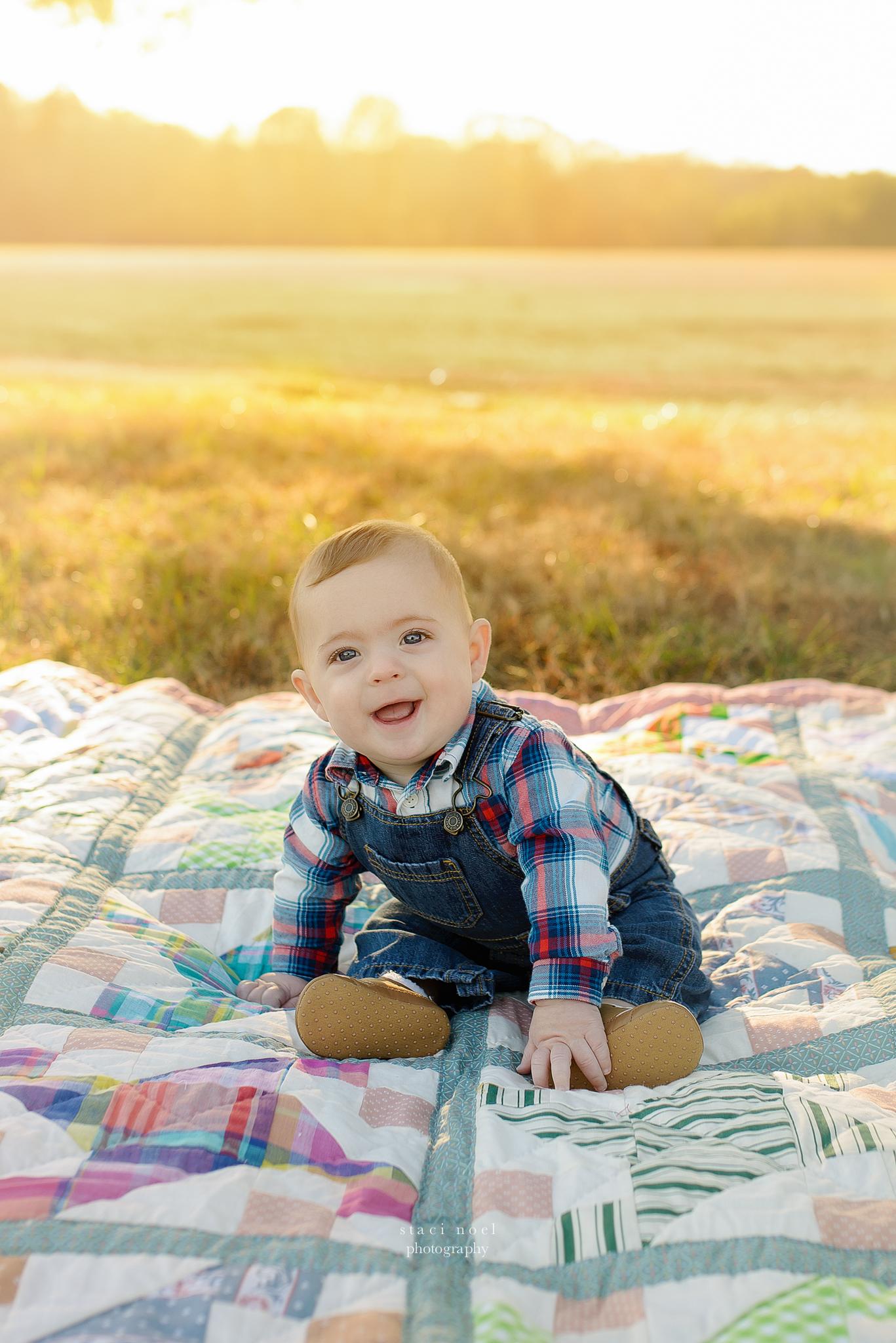 concord baby boy portrait
